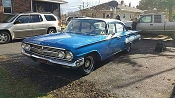 1960 Chevrolet Biscayne for sale 100824418