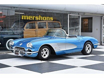 1960 Chevrolet Corvette for sale 100925075