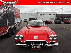 1960 Chevrolet Corvette for sale 100934886