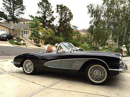 1960 Chevrolet Corvette Convertible for sale 100995080
