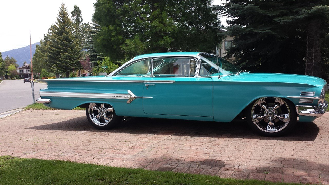 Police Cars For Sale >> 1960 Chevrolet Impala for sale near southlake tahoe, California 96158 - Classics on Autotrader