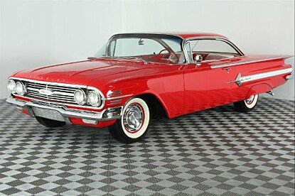 1960 Chevrolet Impala for sale 100876987