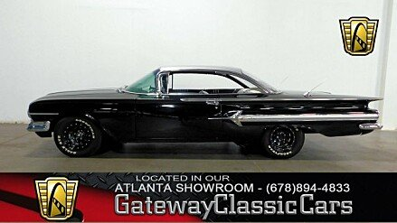 1960 Chevrolet Impala for sale 100904013