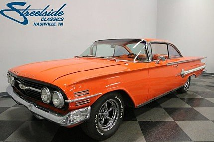 1960 Chevrolet Impala for sale 100956011