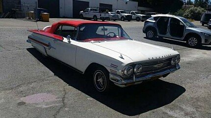 1960 Chevrolet Impala for sale 100984397