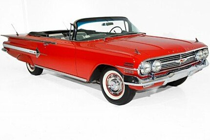 1960 Chevrolet Impala for sale 100992065