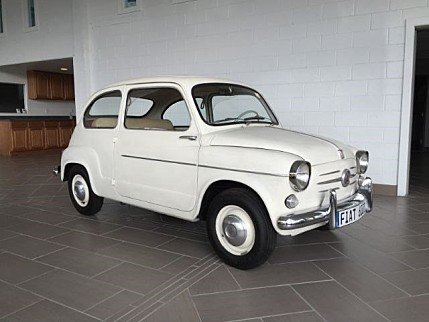 1960 FIAT 600 for sale 100775065
