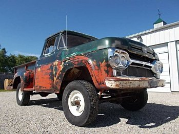 1960 Ford F100 for sale 100877676