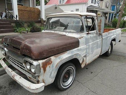 1960 Ford F100 for sale 100855397