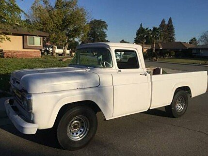 1960 Ford F100 for sale 100857283