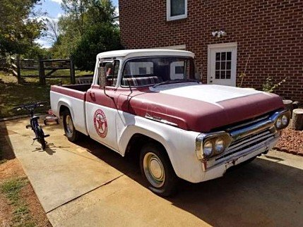 1960 Ford F100 for sale 100926534
