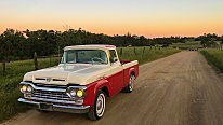1960 Ford F100 2WD Regular Cab for sale 100960645