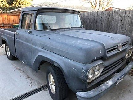 1960 Ford F100 for sale 100966750