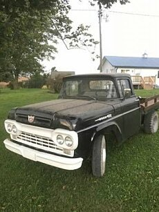 1960 Ford F250 for sale 100824677