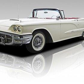 1960 Ford Thunderbird for sale 100789523