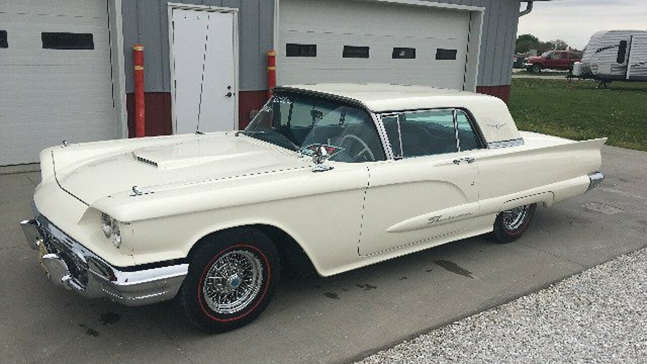 1960 Ford Thunderbird for sale 100988616