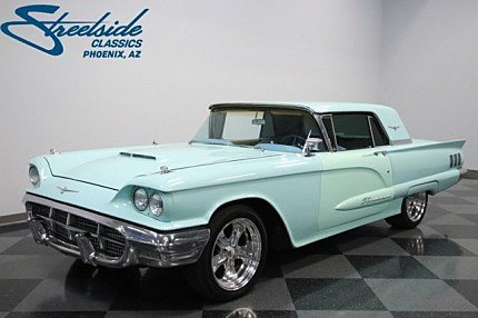 1960 Ford Thunderbird for sale 100953171