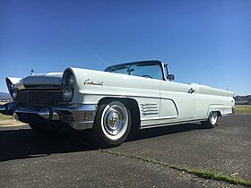 1960 Lincoln Continental for sale 100956324