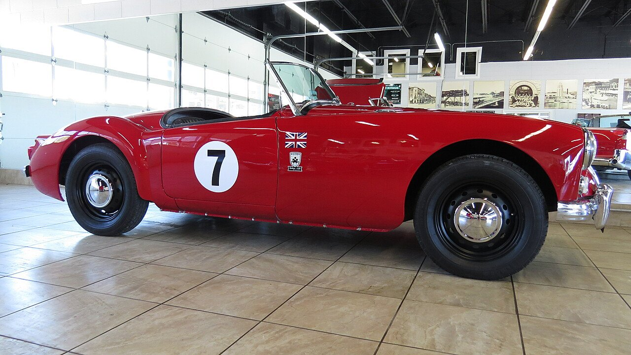 1960 MG MGA for sale near Saint Charles, Illinois 60174 - Classics ...