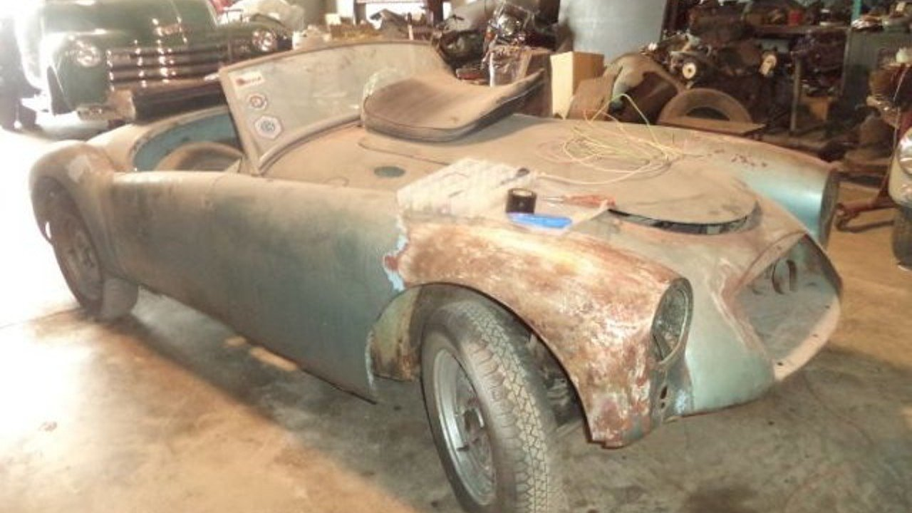 1960 MG MGA for sale near Cadillac, Michigan 49601 - Classics on ...
