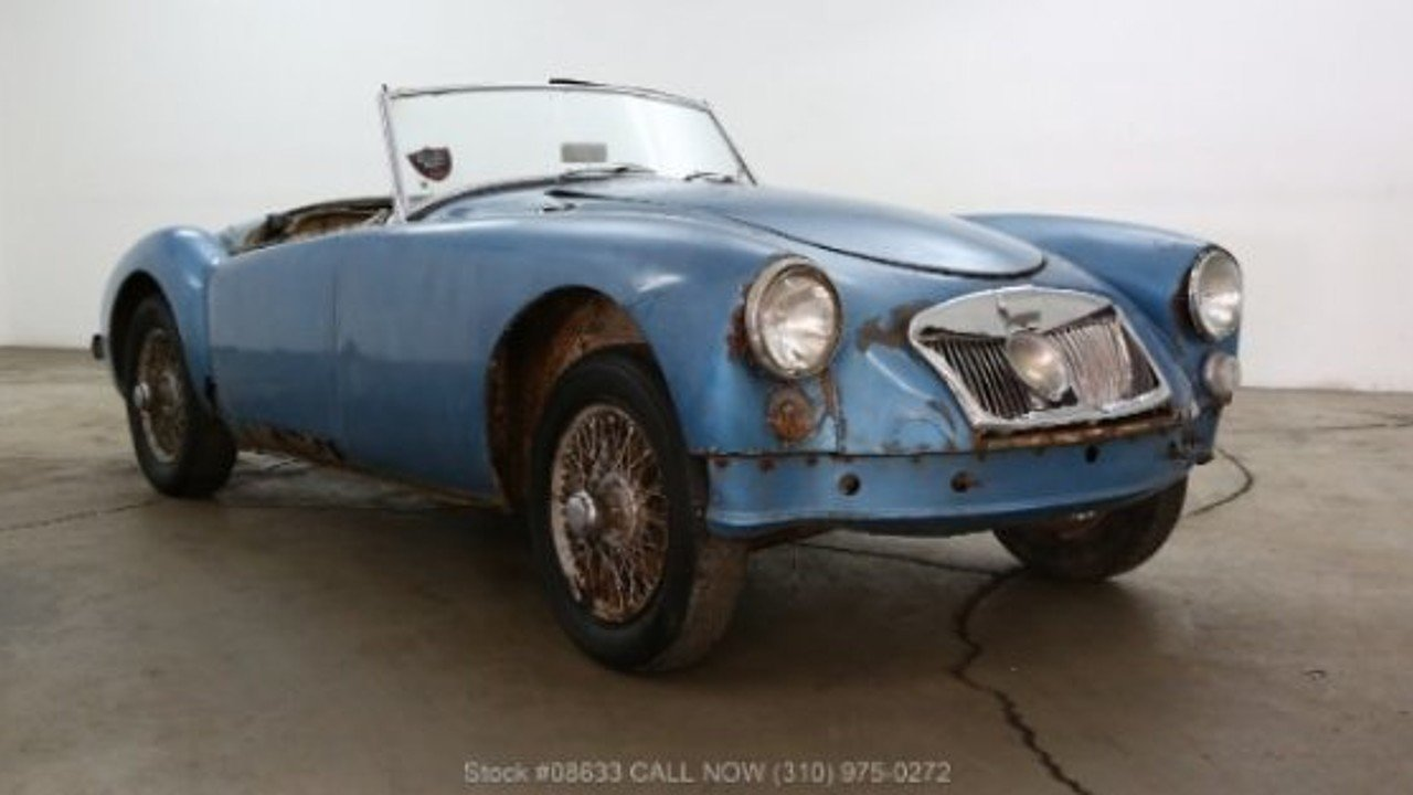 1960 MG MGA for sale near Los Angeles, California 90063 - Classics ...