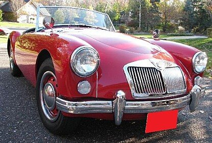 1960 MG MGA for sale 100911528