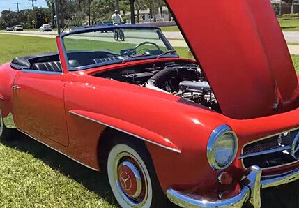 1960 Mercedes-Benz 190SL for sale 100799443
