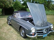 1960 Mercedes-Benz 190SL for sale 100894754