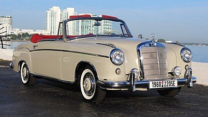 1960 Mercedes-Benz 220SE for sale 100848417
