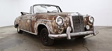 1960 Mercedes-Benz 220SE for sale 100909211