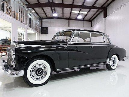 1960 Mercedes-Benz 300D for sale 100847881