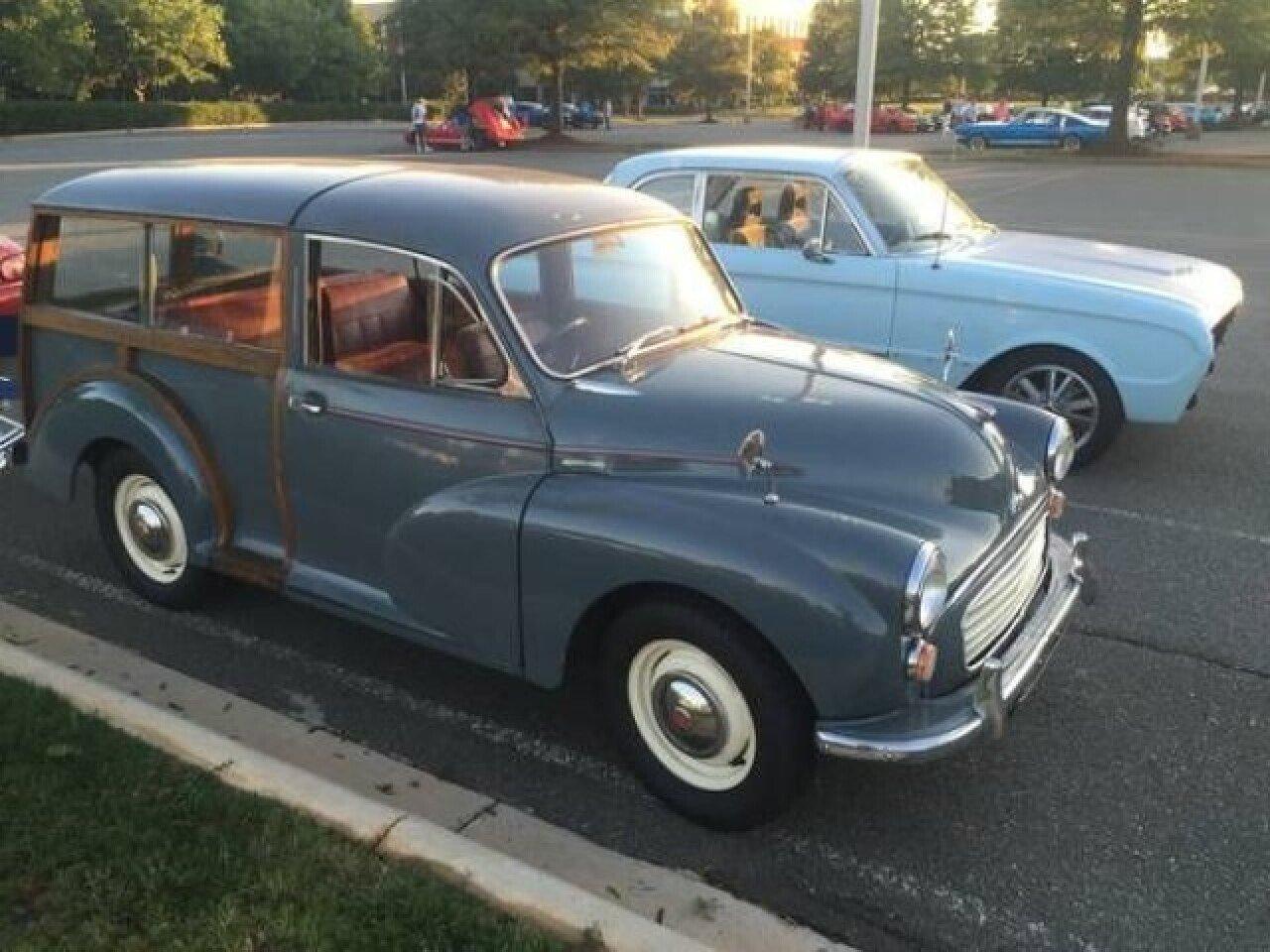 Classic Cars For Sale Auto Trader Com: 1960 Morris Minor For Sale Near Cadillac, Michigan 49601