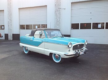 1960 Nash Metropolitan for sale 100845926