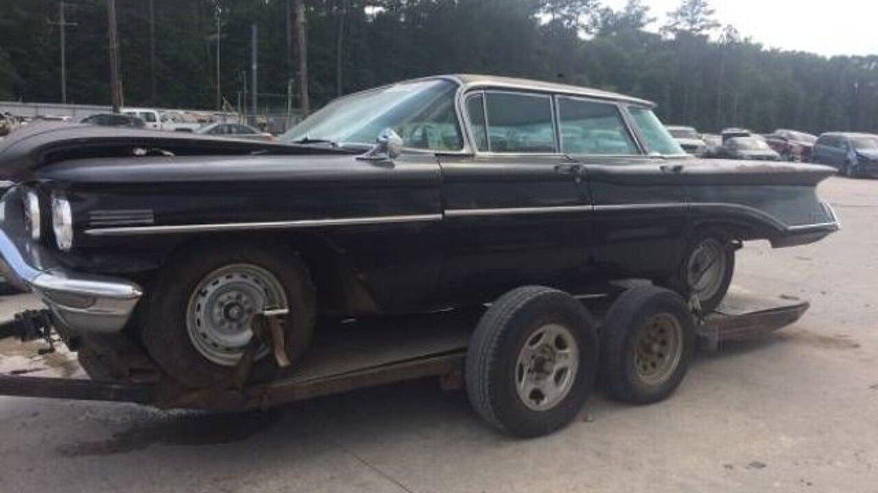1960 Oldsmobile 88 for sale near Cadillac, Michigan 49601 - Classics ...