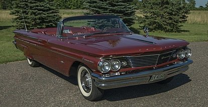 1960 Pontiac Bonneville for sale 100777774
