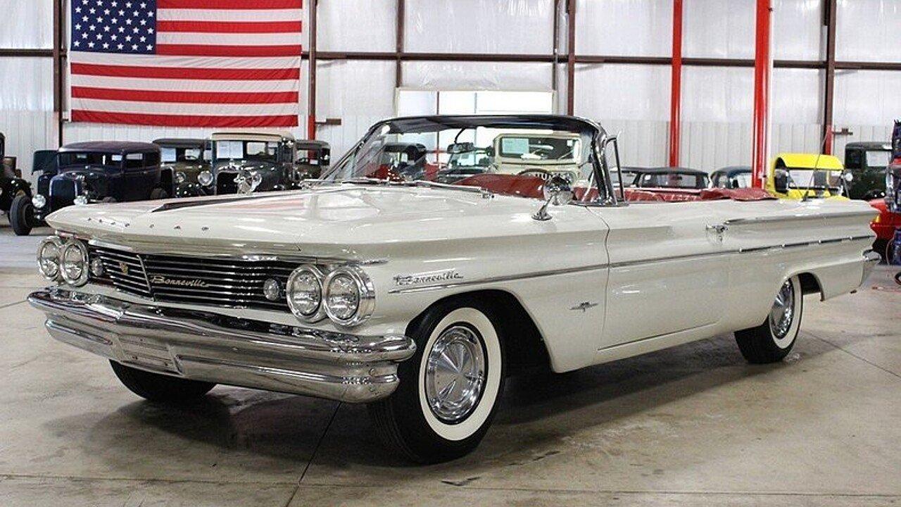 Pontiac Bonneville Classics for Sale - Classics on Autotrader