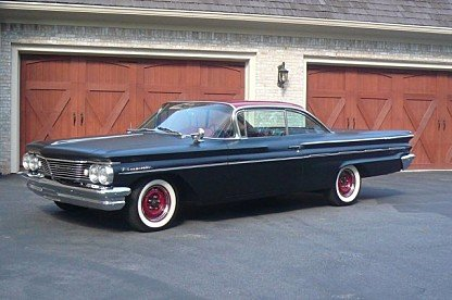1960 Pontiac Bonneville for sale 100744459