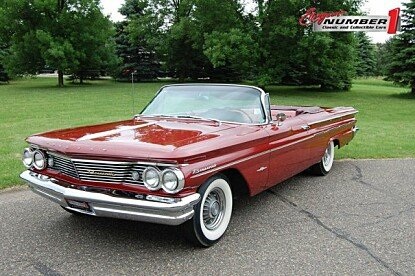 1960 Pontiac Bonneville for sale 100995893