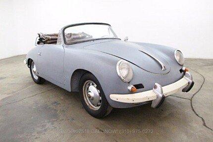 1960 Porsche 356 for sale 100814576