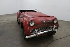 1960 Triumph TR3A for sale 100724675