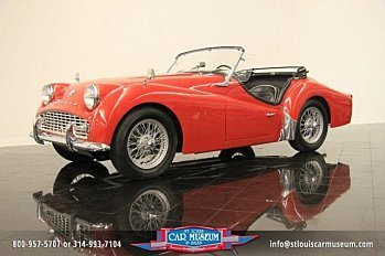 1960 Triumph TR3A for sale 100742866