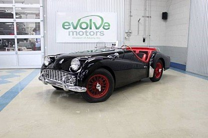 1960 Triumph TR3A for sale 100760864