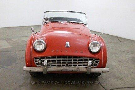 1960 Triumph TR3A for sale 100784727