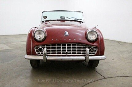 1960 Triumph TR3A for sale 100784732