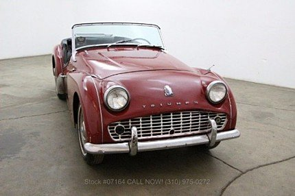 1960 Triumph TR3A for sale 100784732