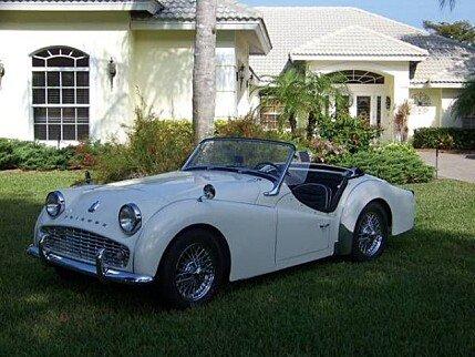 1960 Triumph TR3A for sale 100865705