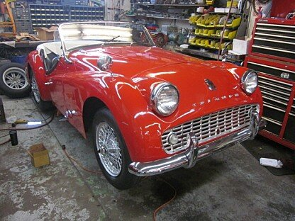 1960 Triumph TR3A for sale 100779772