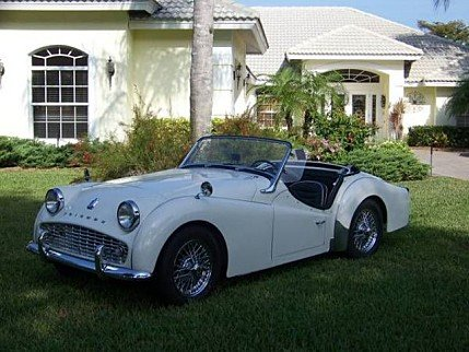 1960 Triumph TR3A for sale 100865705