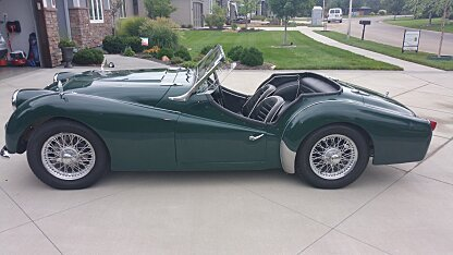 1960 Triumph TR3A for sale 100898116