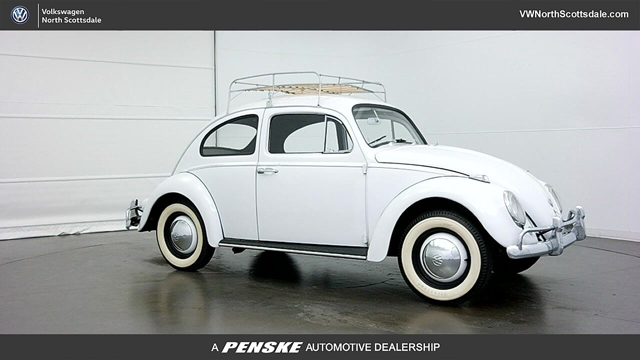 1960 Volkswagen Beetle For Sale Near Phoenix Arizona 85054 Interior 100944001